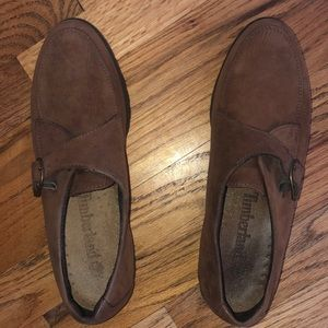 Timberland Comfort Shoes sz 9 made in Portugal